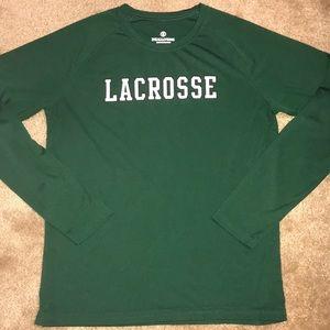 Lacrosse athletic long sleeve